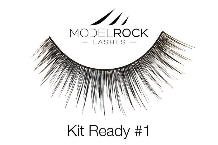 Model Rock Kit Ready Lashes #1