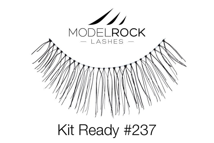 Model Rock Kit Ready Lashes #237