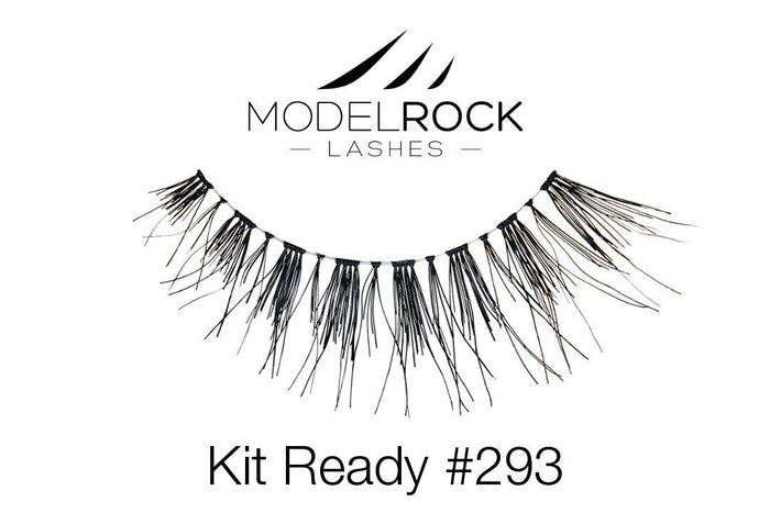 Model Rock Kit Ready Lashes #293
