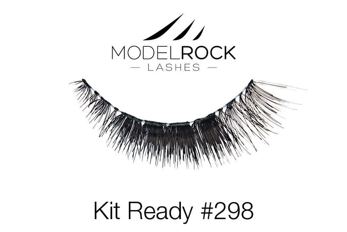 Model Rock Kit Ready Lashes #298
