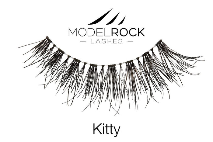 Model Rock Lashes - Kitty