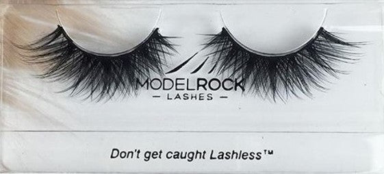 Model Rock Double Layered Lashes - Midnight Valentine