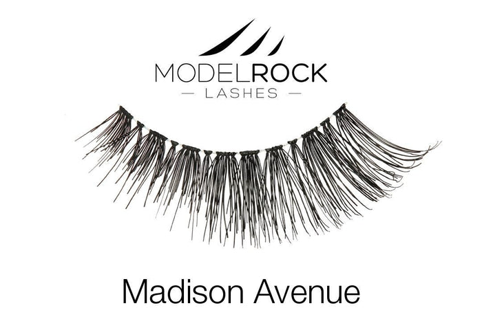 Model Rock Lashes NYC Collection - Madison Avenue