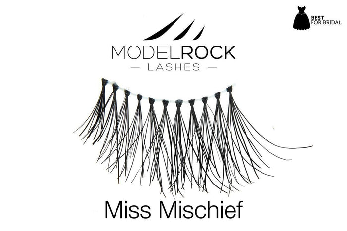 Model Rock Lashes - Miss Mischief