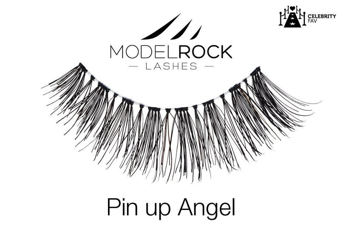Model Rock Lashes - Pin Up Angel