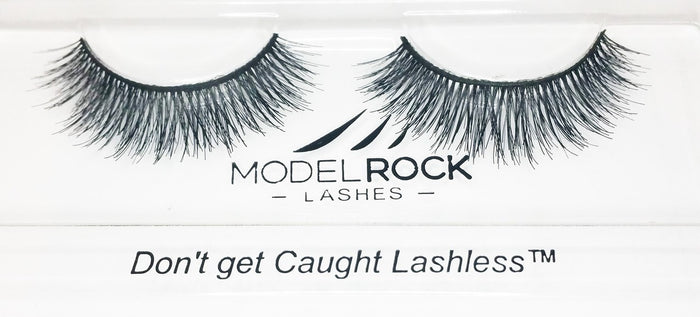 Model Rock Double Layered Lashes - Smokey Muse