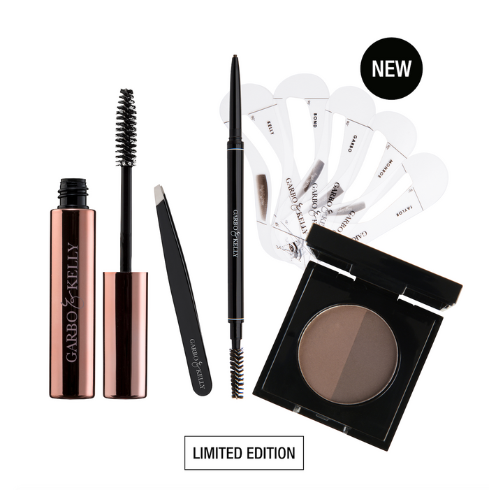 """Iso Glam"" Home Brow Kit"