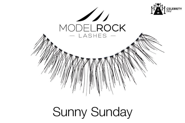 Model Rock Lashes - Sunny Sunday