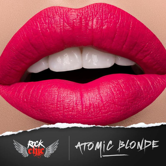 Modelrock ROCK CHIC Liquid Lips - ATOMIC BLONDE