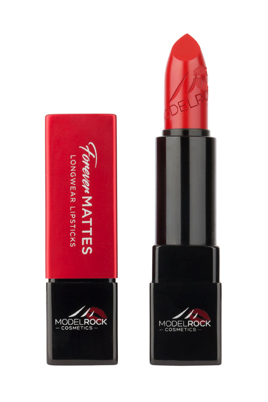 Modelrock Forever Mattes Lipstick - GOING TO BERLIN