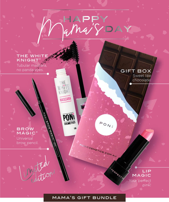 Poni Cosmetics Mother's Day Bundle
