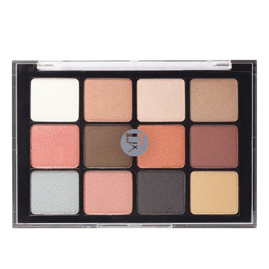 Sultry Muse Shimmer Eyeshadow Palette