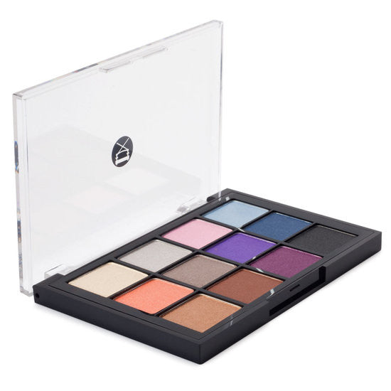 Bridal Satin Shimmer Eyeshadow Palette