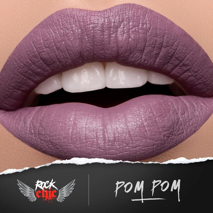 Modelrock ROCK CHIC Liquid Lips - POM POM