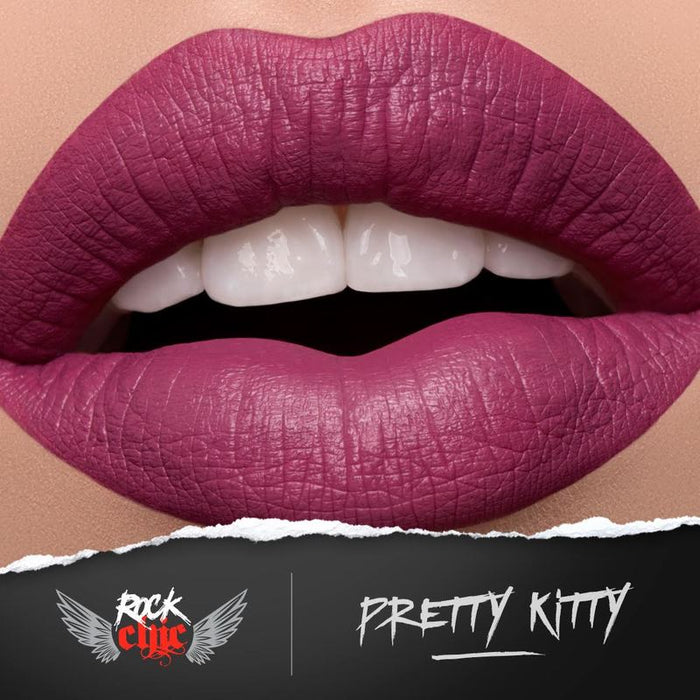 Modelrock ROCK CHIC Liquid Lips - PRETTY KITTY