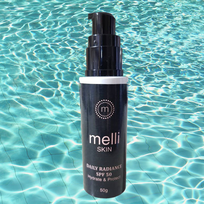 Melli Daily Radiance SPF50 Hydrate & Protect