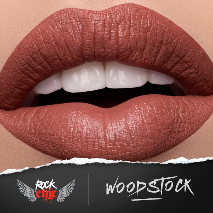 Modelrock ROCK CHIC Liquid Lips - WOODSTOCK