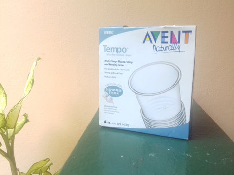 AVENT Tempo Bottle Liners