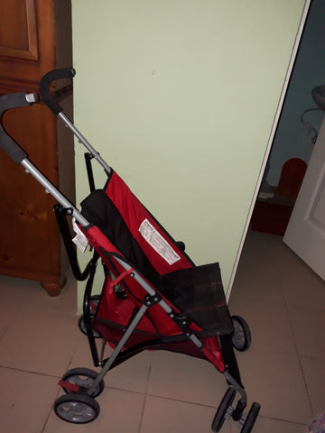 First Years Red/Black  Stroller