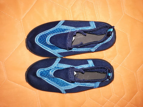 Blue Water Shoes