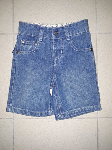 Toddler Jeans Shorts (24 months)