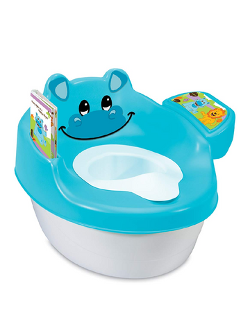 Summer 3-in-1 Hippo Tales Interactive Potty with Storybook