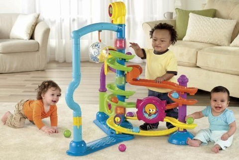 Fisher-Price Cruise and Groove Ballapalooza