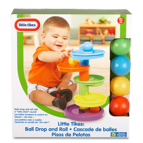 Little Tikes Ball, Drop and Roll
