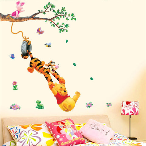 Tree Bear Wall Sticker