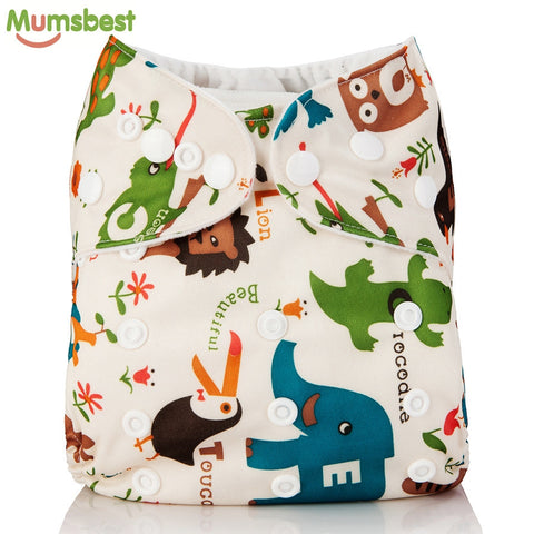 Reusable Washable Diaper Cover