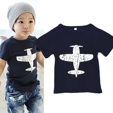 Aeroplane Short-Sleeved T-Shirt