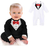 Toddler Gentleman Romper with Jacket