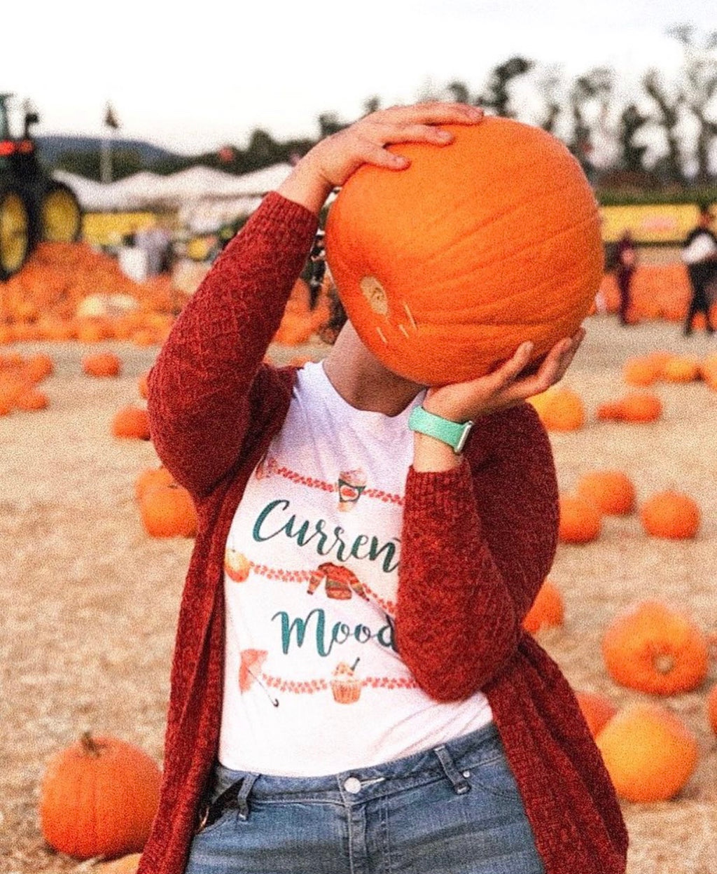 Autumn Mood Tee