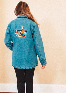 Mickey & Friends Denim Jacket