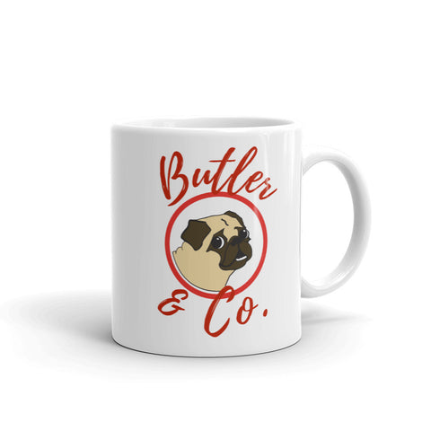 Butler and Co. Mug