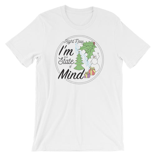 Holiday State of Mind Tee