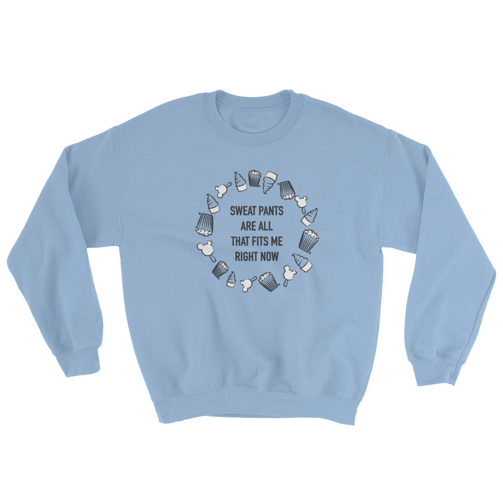 Sweatpants Snack Sweatshirt