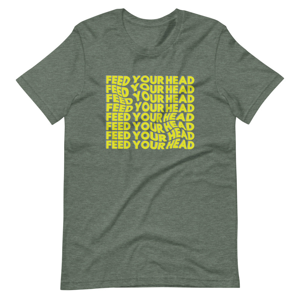 Feed Your Head Tee (Wonderland)