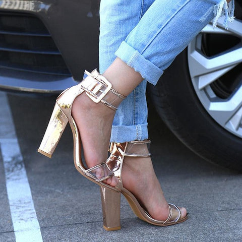 Fashion Platform Heel