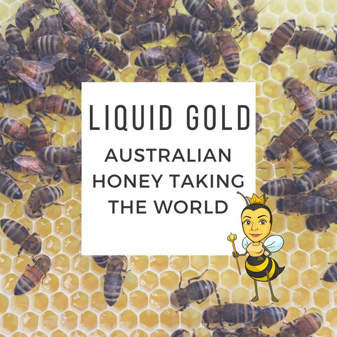 Liquid Gold: Australian honey taking the world