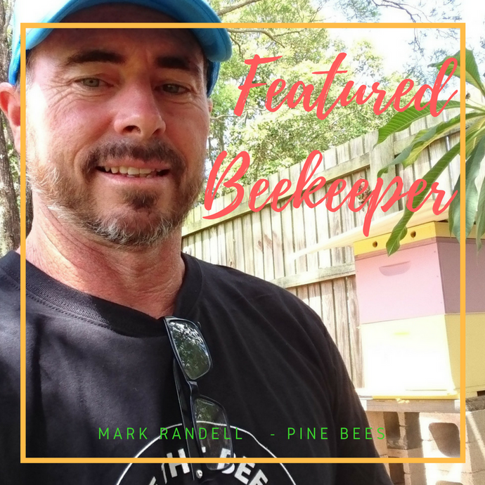 Meet our Brisbane Featured Beekeeper Mick!
