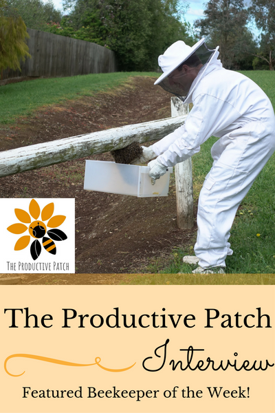 The Productive Patch Beekeepers