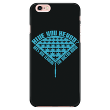 Dr Who Hive you Heard Save the Bees Phone Cases