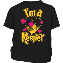 I'm a Keeper! Hearts Save the Bees Kidswear