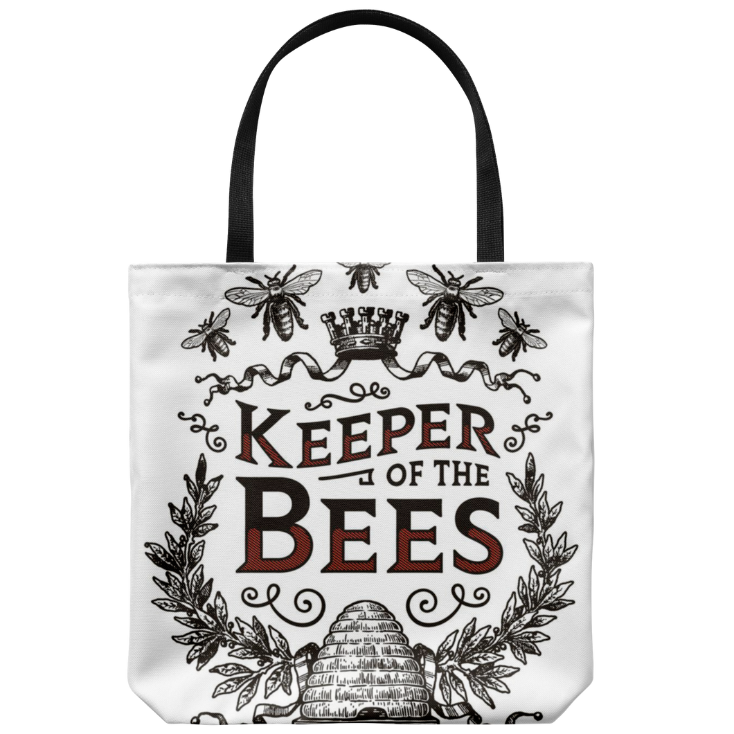 Keeper of the Bees Tote