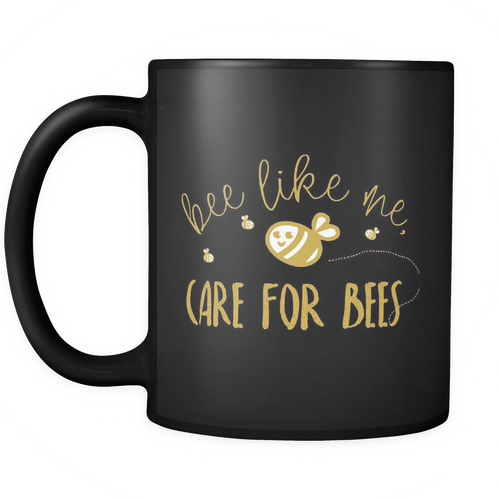 Bee Like Me Mugs