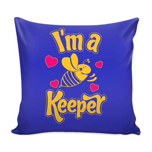 I'm a Keeper! Save the Bee Cushion Covers