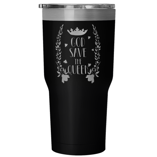 Save the Queen Bee Custom Design Tumblers