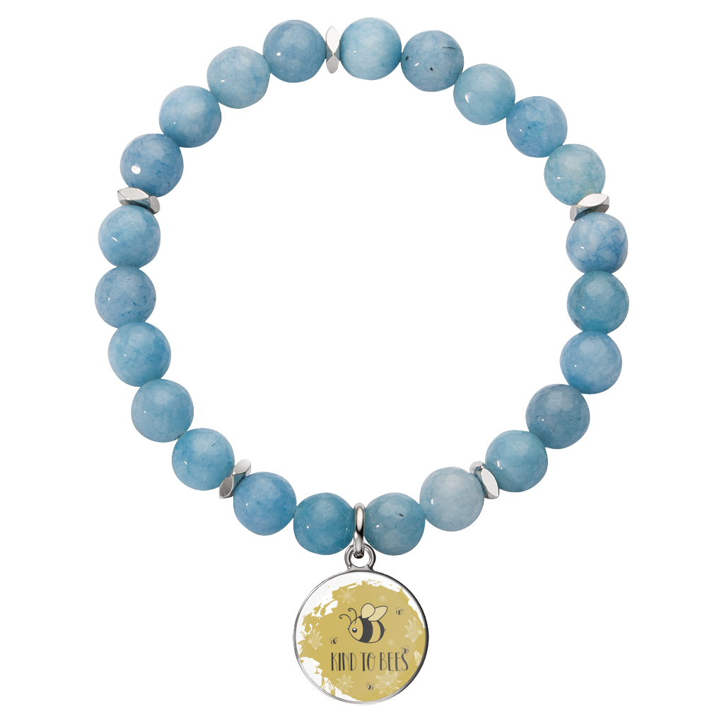 Be Kind to Bees Bracelet Jewelry