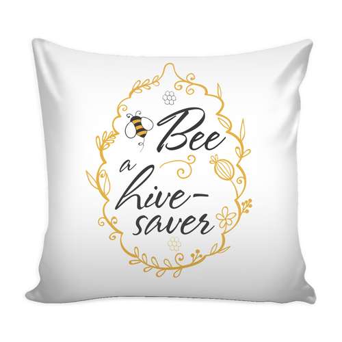 Bee a Hive Saver Pillow Covers